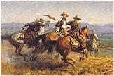 Western Art by Andy Thomas