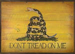 Don't Tread on Me: Barn Door