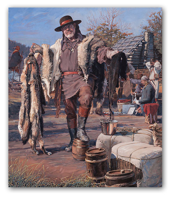 The Fur Trader