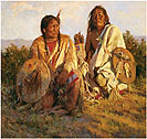 Medicine Shields of the Blackfoot