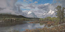 The Oxbow Bend