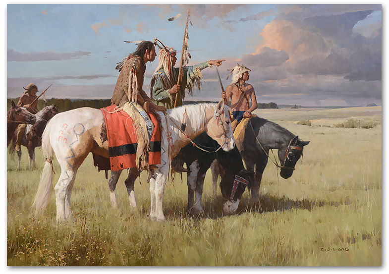 The Quest of the Cree - by Z.S. Liang