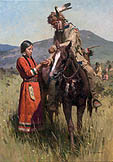 Sharing the Harvest - by Z.S. Liang